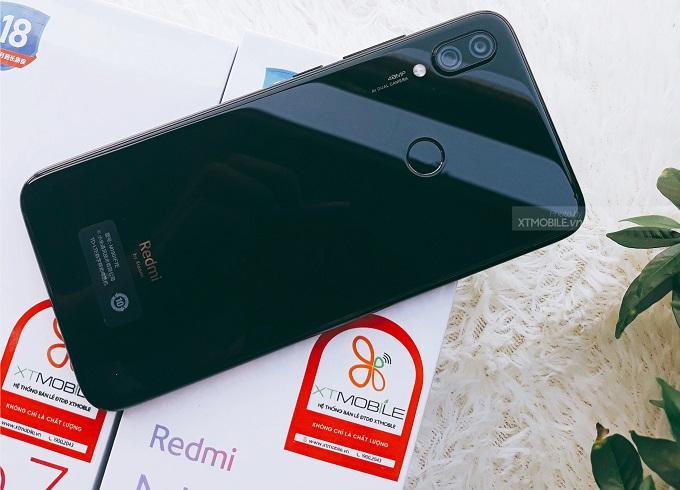 Redmi Note 7 được cung cấp sức mạnh từ chip xử lý Snapdragon 636 8 nhân