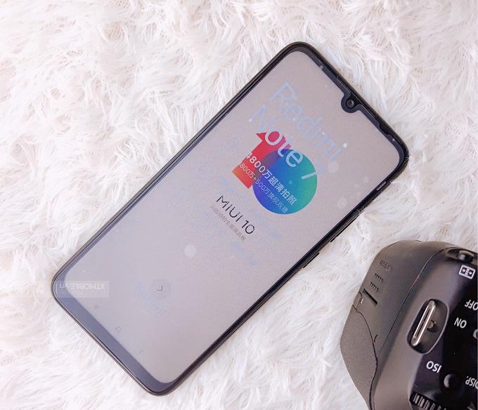 Xiaomi Redmi Note 7 mang đến thiết kế mới lạ với màn hình IPS LCD kiểu