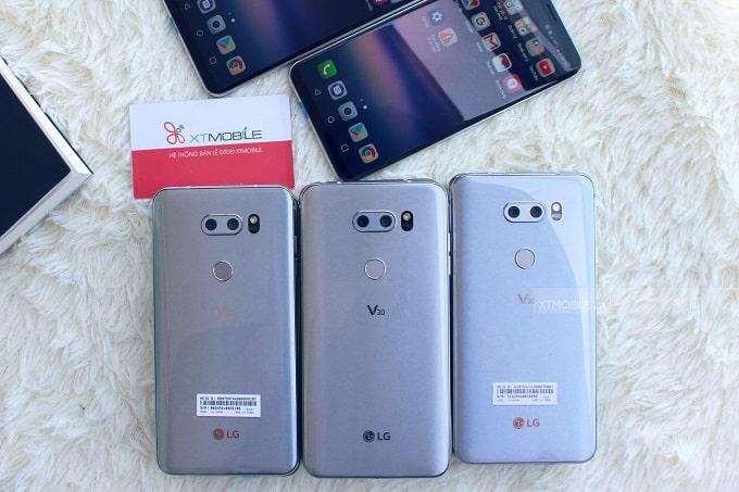 Mua LG V30 và V30 Plus