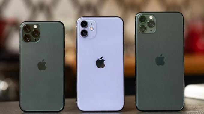 Nên mua iPhone 11, 11 Pro hay iPhone 11 Pro Max