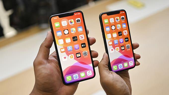 Hình ảnh iPhone 11 Pro vs 11 Pro Max
