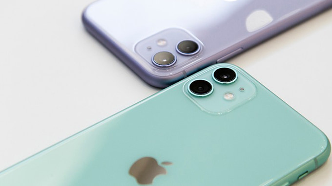 Thiết kế cụm camera iPhone 11