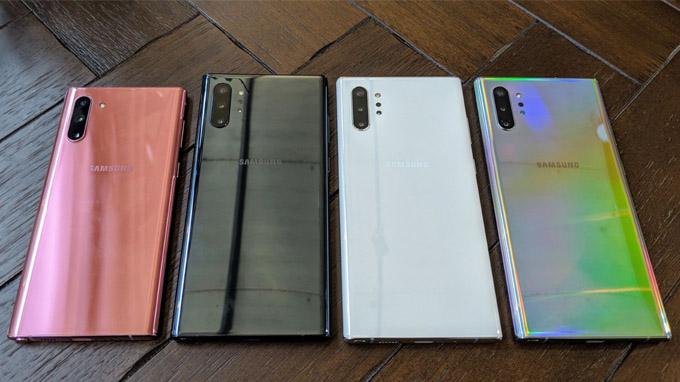Đánh giá Galaxy Note 10 và Note 10 Plus