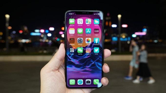 Đánh giá màn hình iPhone 11 Pro đẹp, sắc nét