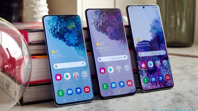 Galaxy S21, Galaxy S21 Plus và Galaxy S21 Ultra