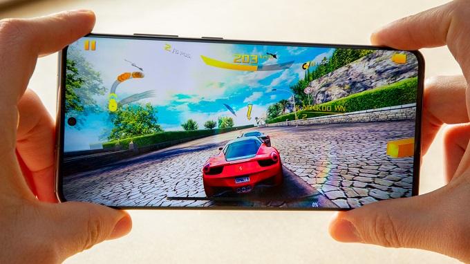 Hiệu năng mạnh mẽ do chính Samsung phát triển