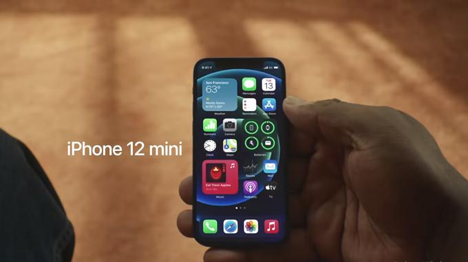 iPhone 12 Mini -  Điện thoại nhỏ gọn giá rẻ nhất
