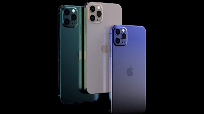 Thiết kế iphone 12  mới lạ, sang trọng