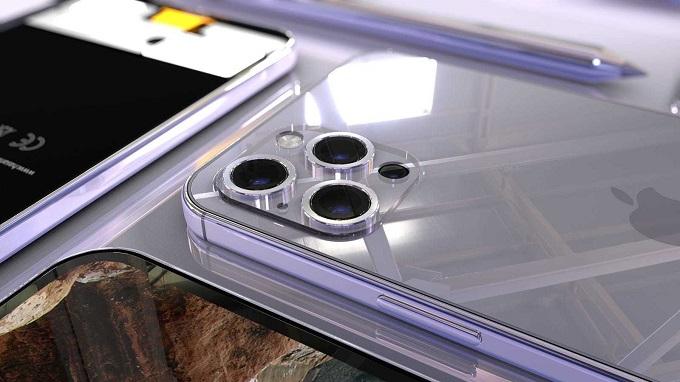 Cụm  camera độc đáo, hiện đại trên iPhone 12 Max