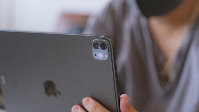 Cụm camera không chỉ thiết kế mới mà còn có tính năng mới