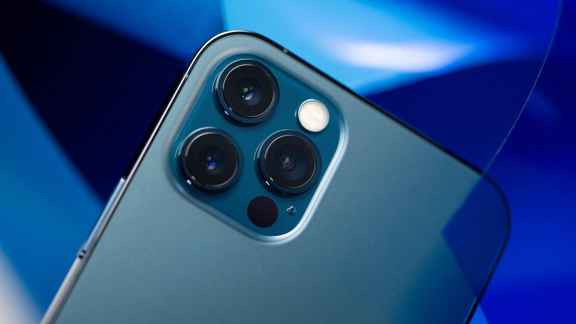 Camera luôn là thứ được Apple quan tâm hàng đầu