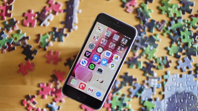 Màn hình iPhone SE 2020 chất lượng