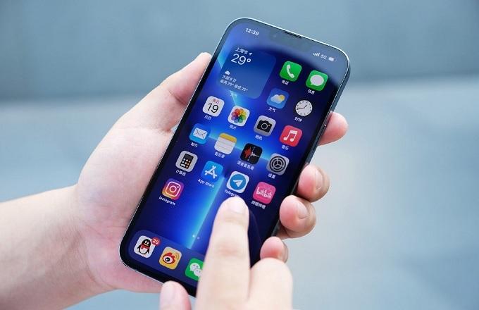 Màn hình iPhone 13 Pro series đã nhận được những nâng cấp đáng chú ý