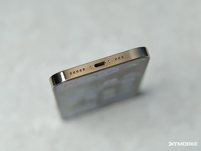 Dung lượng pin iPhone 13 Pro Max