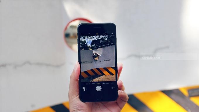Test camera iPhone 7 Plus