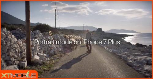 iPhone 7 Plus khoe tài chụp ảnh chân dung Portrait đẹp vạn người mê trong đoạn phim quảng cáo