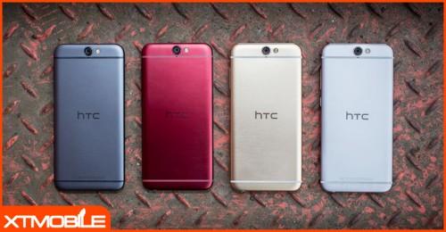 HTC One A9 nhận bản cập nhật bảo mật và Android 7.0 Nougat?