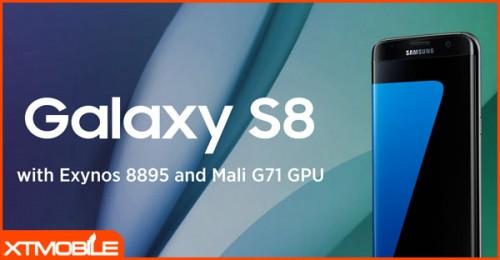Hoảng hốt trước thông tin mới được rò rĩ về Samsung Galaxy S8