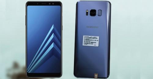 Nên mua Galaxy A8 2018 hay S8 Hàn Quốc với tầm giá khoảng 13 triệu