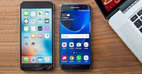 Galaxy S7 Edge cũ và iPhone 6S Plus cũ nên mua máy nào khi cùng tầm giá?