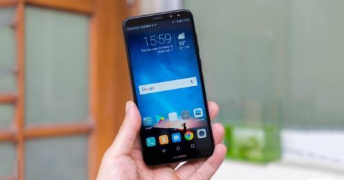 03 chi tiết 'ăn tiền' trên Huawei Nova 2i bạn không nên bỏ lỡ
