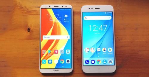 Trong tầm giá 6 triệu - Xiaomi Mi A1 và Huawei Nova 2i có đáng để sở hữu?