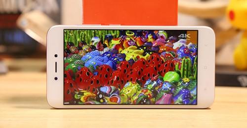 Xiaomi Redmi 5A giá 1.990.000đ làm náo loạn phân khúc phổ thông