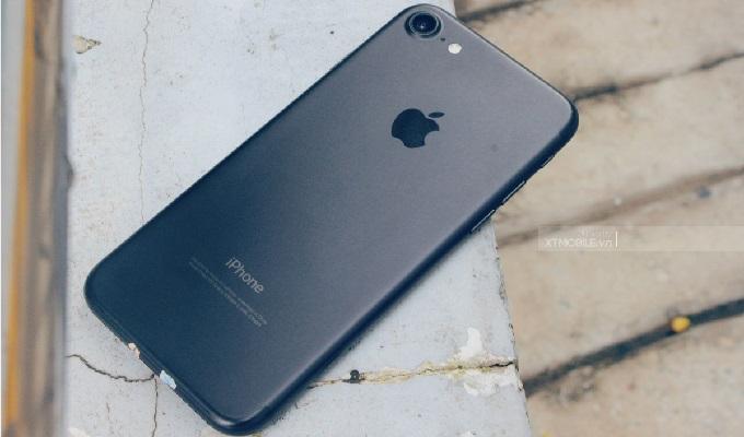 Thiết kế hoàn hảo của iPhone 7