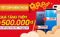 Mua 1 được 2: Galaxy Note 9 giảm đến 1.5 triệu, tặng quà đến 500 ngàn