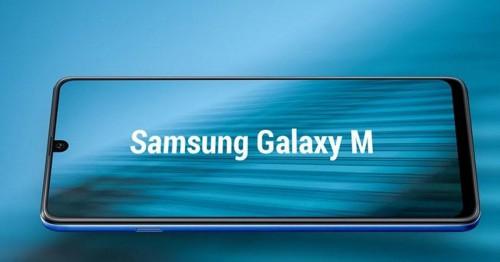 Galaxy M20 lộ ảnh thực tế với thiết kế màn hình V-Infinity