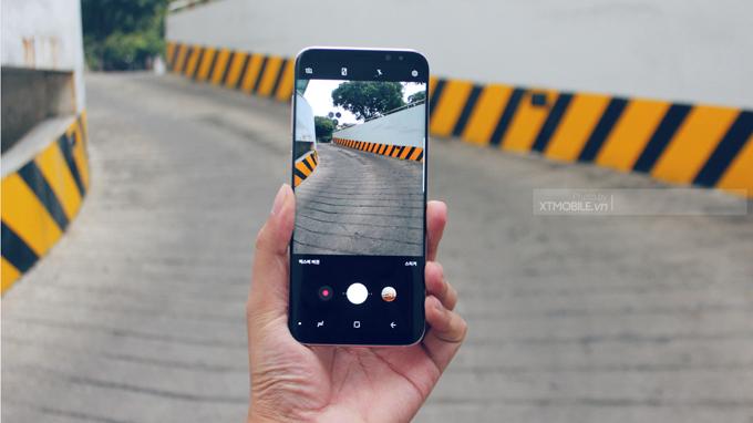 Galaxy S8 Plus sử dụng camera chính 12MP khẩu đồ F/1.7