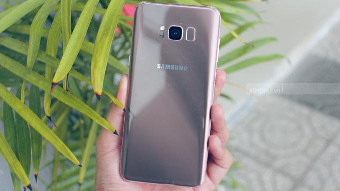 Samsung Galaxy S8 Plus 128GB Hàn Quốc cũ là dòng điện thoại cao cấp được yêu thích nhất nhì hiện nay