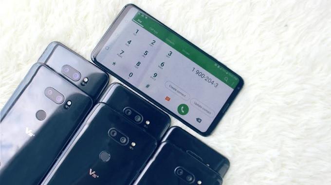 LG V30 Plus và LG V30 có gì khác biệt