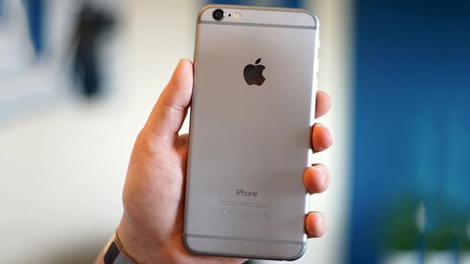 iPhone 6 phục vụ những tính năng cơ bản rất tốt