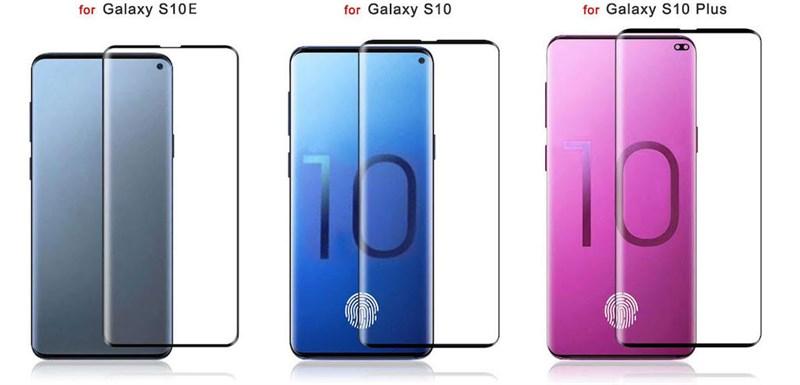Galaxy S10 E sẽ không được trang bị cảm biến vân tay dưới màn hình