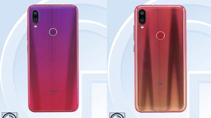 Điện thoại mới của Xiaomi có thể ra mắt dưới cái tên Redmi Note 7