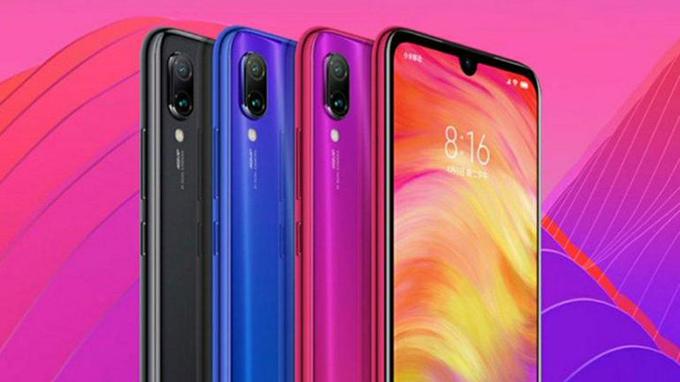 Sự ra mắt Xiaomi Redmi Note 7 đã được báo trước