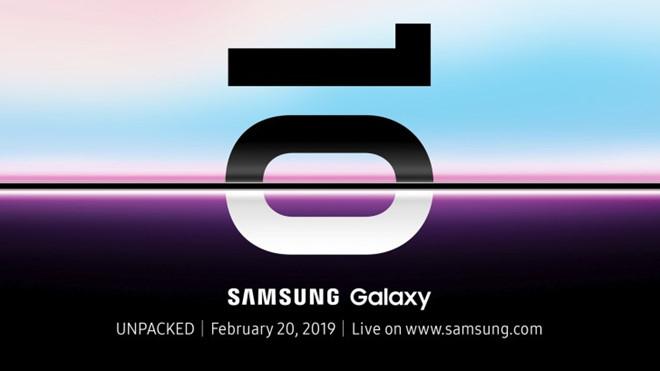 Galaxy S10 sẽ không được ra mắt tại sự kiện MWC 2019?