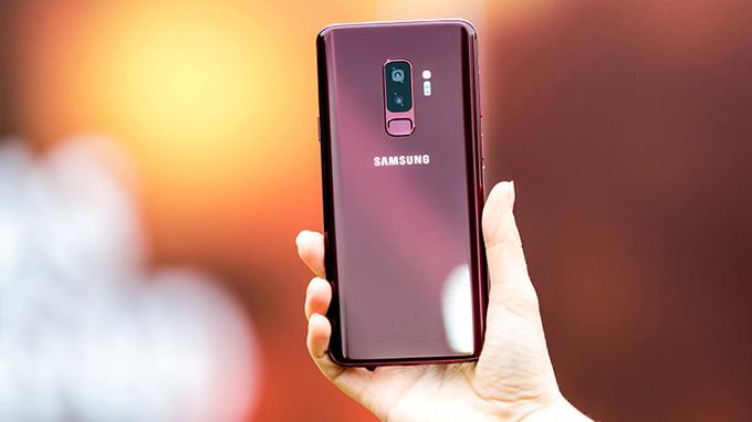 Ý nghĩa của Galaxy S9 Plus 64GB Vang đỏ chính hãng