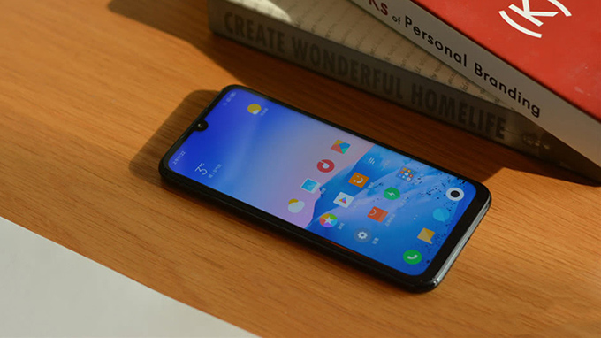 Xiaomi redmi Note 7 được thiết kế từ những chất liệu siêu bền
