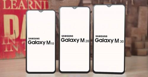 Galaxy M10 vừa được hé lộ thông số kỹ thuật và tính năng mới trên camera