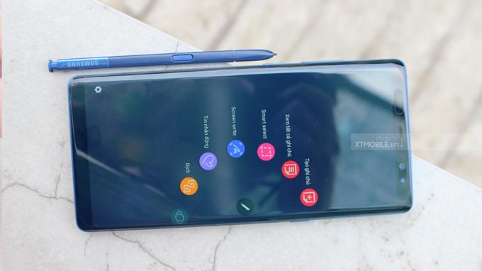 Galaxy Note 8 cũ được trang bị cấu hình phần cứng mạnh mẽ nhất của thế giới Android