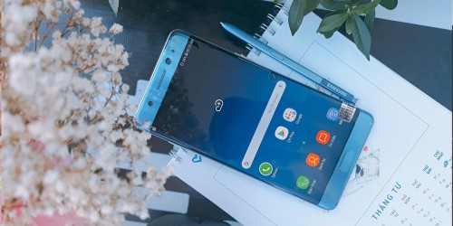 Trên tay Galaxy Note FE: Smartphone dành cho Samfan chính hiệu