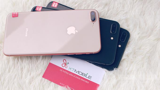Có nên mua iPhone 8, iPhone 8 Plus tại XTmobile