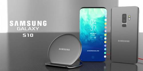Samsung Galaxy S10 5G sẽ có bộ nhớ trong tối thiểu là 256GB