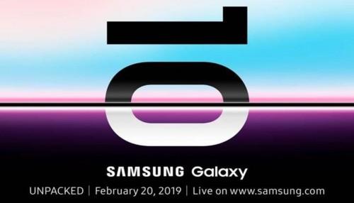 Samsung Galaxy S10 Plus có thể sẽ có một tên gọi khác
