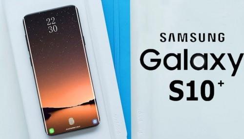 Galaxy S10 Plus lộ thêm ảnh thiết kế mặt trước khá ấn tượng