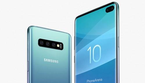 Một vài tính năng chính của Samsung Galaxy S10 đã được tiết lộ