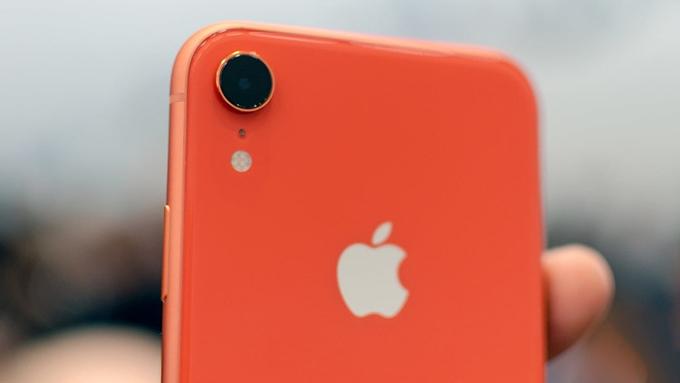 Ống kính góc rộng cho phép iPhone Xr tạo ra những bức ảnh thú vị