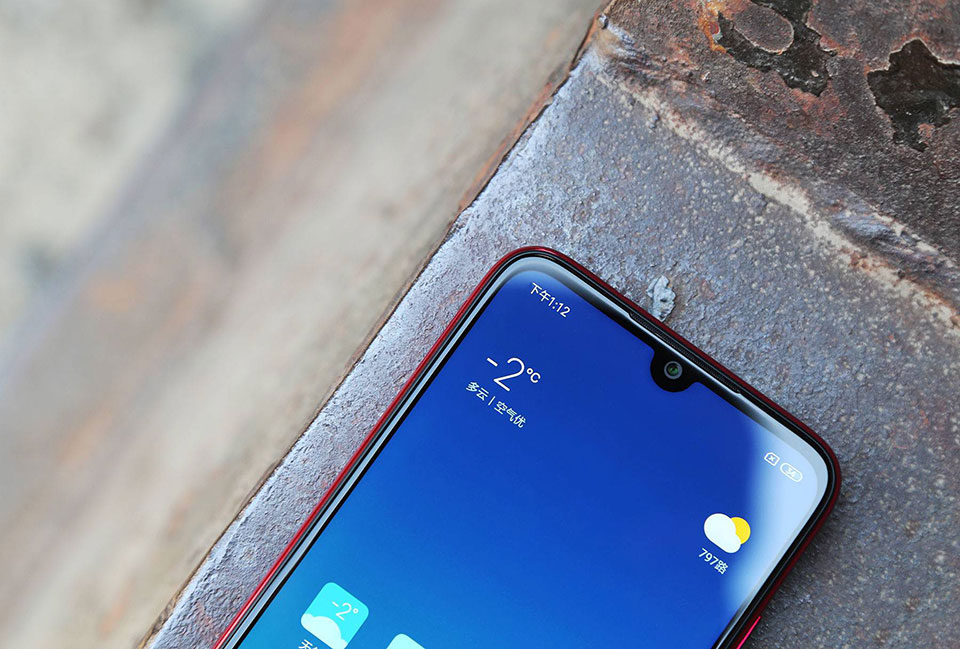 Màn hình giọt nước IPS LCD của Redmi Note 7 có kích thước lớn đến 6.3 inch